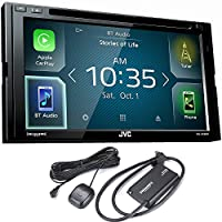 JVC KW-V830BT Android Auto / Apple CarPlay CD/DVD Stereo with SiriusXM Tuner