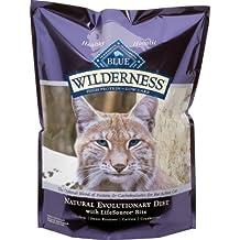 Blue Buffalo Wilderness Grain Free Dry Cat Food, Chicken Recipe, 2.5-Pound Bag by Blue Buffalo [Pet Supplies]
