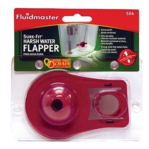 Fluidmaster PRO54 Chlorine Resistant Flapper (pack of 3)
