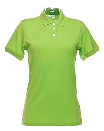 2dd446c71 Kustom Kit-Poloshirts-Tops-Women's Kate Comfortec polo Shirt- at ...
