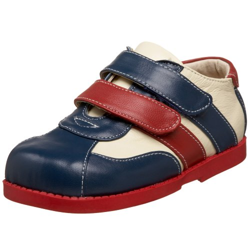 Price comparison product image See Kai Run Carter First Walker (Infant / Toddler), Blue / Red / Cream, 3 M US Infant