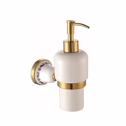 Accesorios de Baño Set/ montado en pared/Oro Continental de Kit de accesorios de