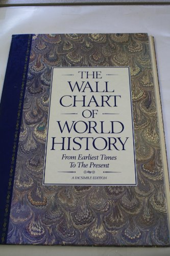 (The Wall Chart of World History: From Earliest Times to the Present)