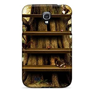 Galaxy S4 Cover Case - Eco-friendly Packaging(tree Shelf)