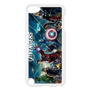 Ipod Touch 5 The Avengers pattern design Phone Case
