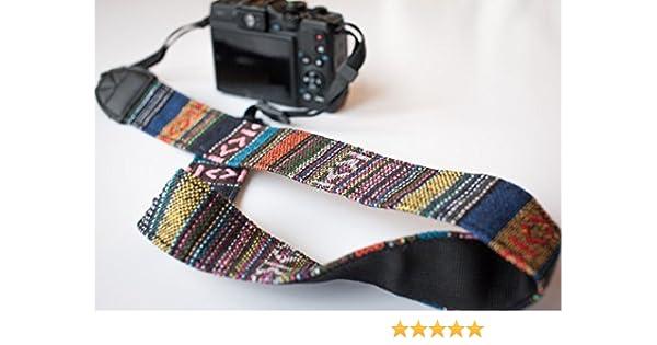 Clarus - Cinta de estilo vintage con estampados coloridos para ...