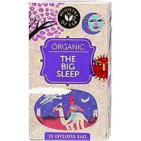 Ministry of Tea Organic The Big Sleep Herbal 20 Tea Bags, 20 Pieces