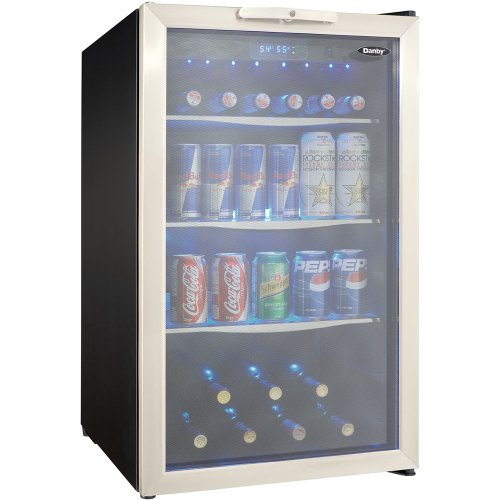 Danby DBC039A1BDB Beverage Center