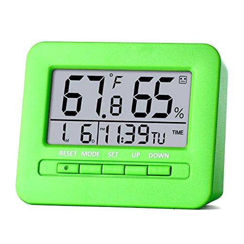 fan alarm clock - 7