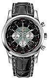 Breitling Transocean Chronograph Unitime Mens Watch Ab0510U4/BB62