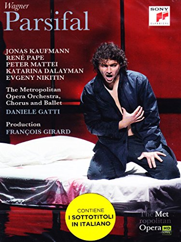 wagner parsifal dvd - 1