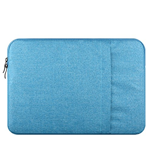 YiJee Funda Protectora Antigolpes Ordenador Bolso para Portátil Laptop Tableta 11 Pulgada Lago Azul