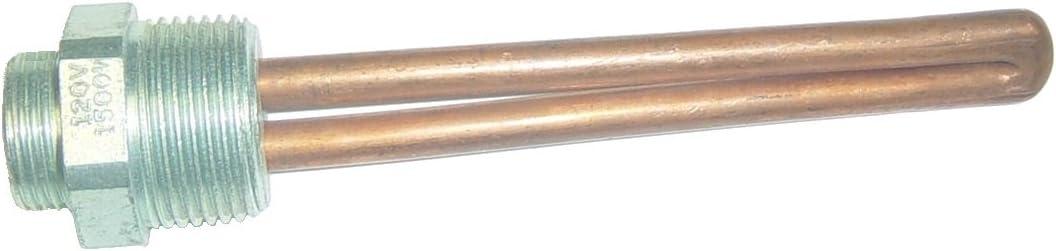 Kats 30115 750 Watt 3//4 NPT Frost Plug Heater