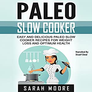 Paleo Slow Cooker Audiobook