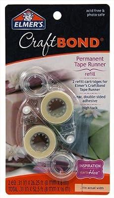 Elmer's E4006 CraftBond Permanent Tape Runner
