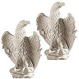 Design Toscano America's Eagle Statue, Set of 2 Review