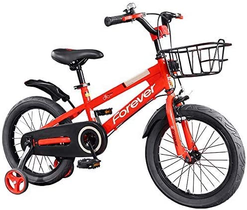 YSA キッズバイク子供用自転車12/14/16/18インチ2〜13歳の子供向けの男性と女性の子供用自転車