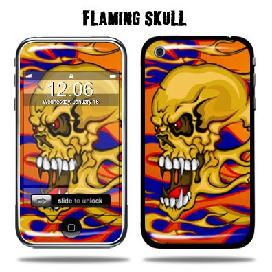 MightySkins Apple iPhone Protective Vinyl Skin 3G/3GS 8GB...