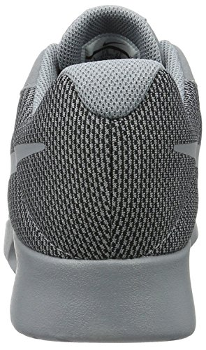 Grey Men's NIKE Textile Cushioning Comfortable and Uppers Sneakers Cool Grey Lightweight Tanjun black Breathable Cool Pdq4d