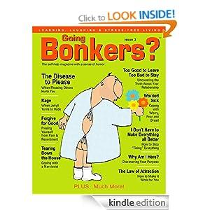 Going Bonkers? Issue 02 Barbara Sher, Judith Orloff MD, Mira Kirshenbaum and J. Carol Pereyra