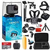 Cheap GoPro Hero 7 (Silver) Action Camera + 38 Piece Accessory Kit