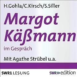 Margot Käßmann im Gespräch