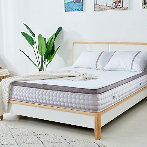 BedStory Topper Mattress Warranty Ventilated Design Queen