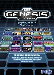 Sega Genesis Classic Game Pack [Online Game Code]