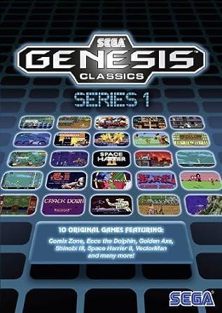 Amazon com: Sega Genesis Classic Game Pack [Download]: Cell