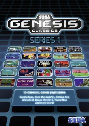 Amazon Com Sega Genesis Classic Game Pack Online Game Code Video