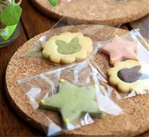 yunko-300pcs-clear-little-daisies-cookie-candy-soap-packaging-self-adhesive-plastic-bags-for-biscuit