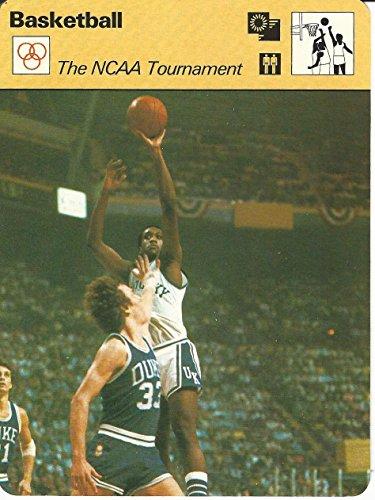 1977-79 Sportscaster Card, 36.22 Basketball, NCAA Tounament, Kentucky ()