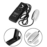 Usdepant Mini Strong Remote Control Waterproof Vibrator Egg Women Body Personal Massager