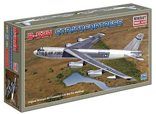 - Minicraft Models B-52H Stratofortress 1/144 Scale