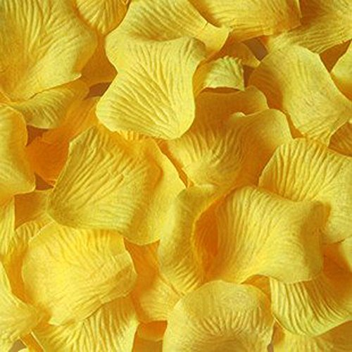 Yellow Rose Petals Receive Order