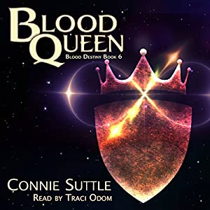 Blood Queen Audiobook