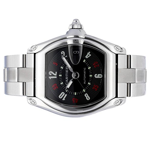 Cartier-Roadster-automatic-self-wind-mens-Watch-W62002V3-Certified-Pre-owned