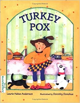 Book Turkey Pox by Laurie Halse Anderson (1998-10-03)