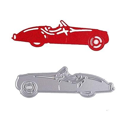 Cutting Dies Car Craft Handmade DIY Stencils Template Embossing For Card Scrapbooking