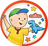 Caillou Party Supplies - Dinner Plates (8)