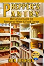 Prepper's Pantry: The Survival Guide To Emergency Water & Food Storage (Prepper, Bartering, Surviving, Disaster Prepping, SHTF, Stockpile Handbook, Cookbook, Drying Food)