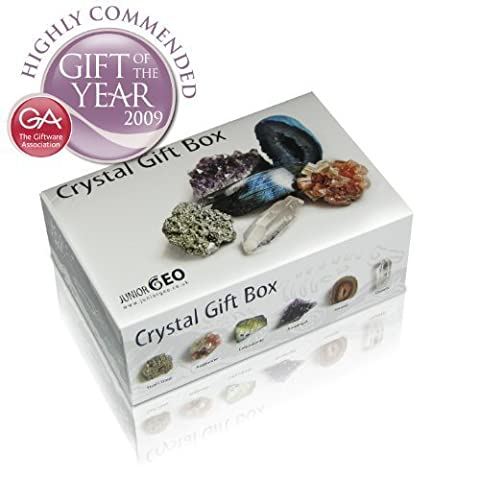 Junior Geo Crystal Gift Box (Geo Crystals)