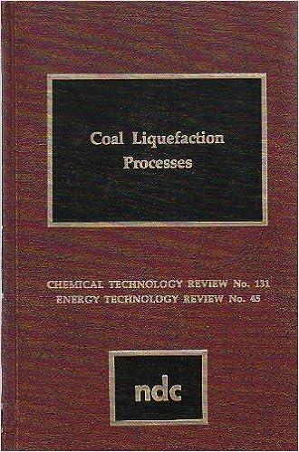 Amazon com: Coal Liquefaction Processes (Chemical technology