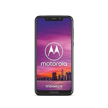 "Motorola One 15 cm (5.9"") 4 GB 64 GB SIM Doble 4G Negro"