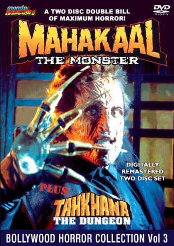 The Bollywood Horror Collection Volume 3 (Mahakaal: The Monster / Tahkhana: The Dungeon) by WEA DES Moines Video