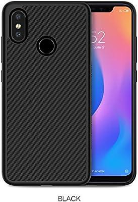 Nillkin Funda Xiaomi Mi 8, Funda ultradelgado y Ligero Estupendo ...