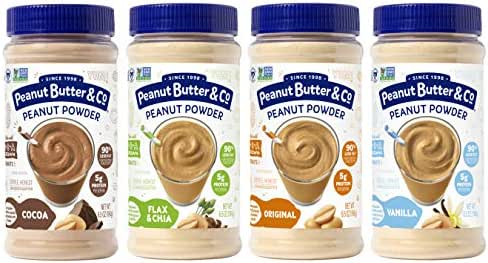Peanut & Nut Butters: Peanut Butter & Co. Powder