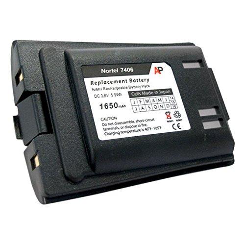 Artisan Power Nortel Norstar T7406 Phones: Replacement Battery. 1650 mAh by Artisan Power