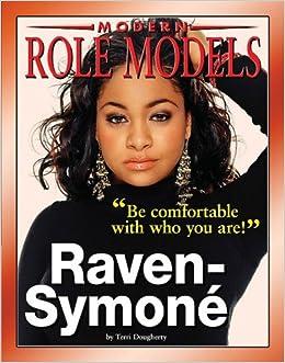 Raven Symone (Modern Role Models (Hardcover)): Terri