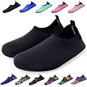 dc73045d72a6 Amazon.com  Bridawn Water Shoes for Women and Men